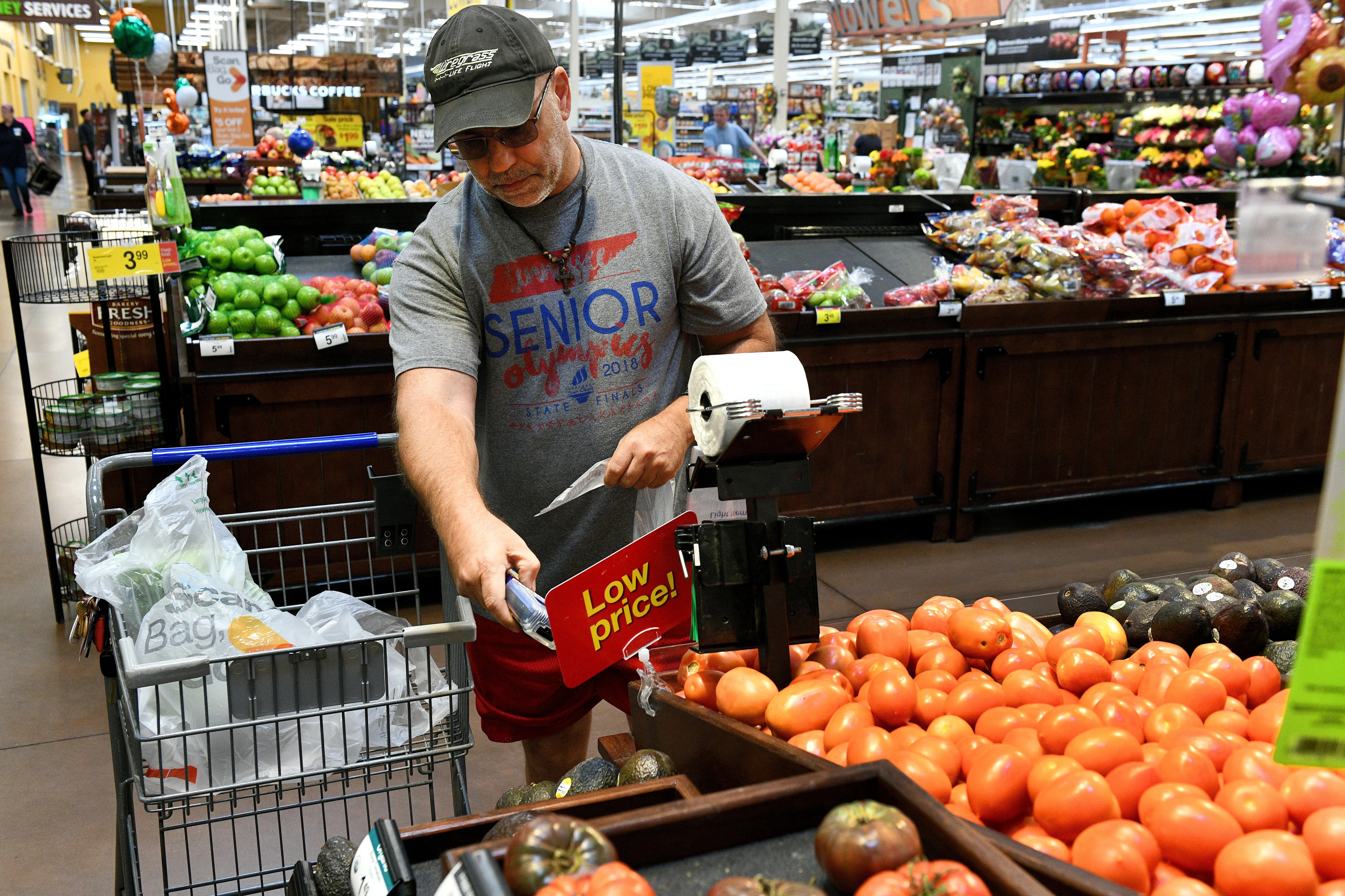 Knoxville Krogers Hand Scanners Join Curbside Delivery
