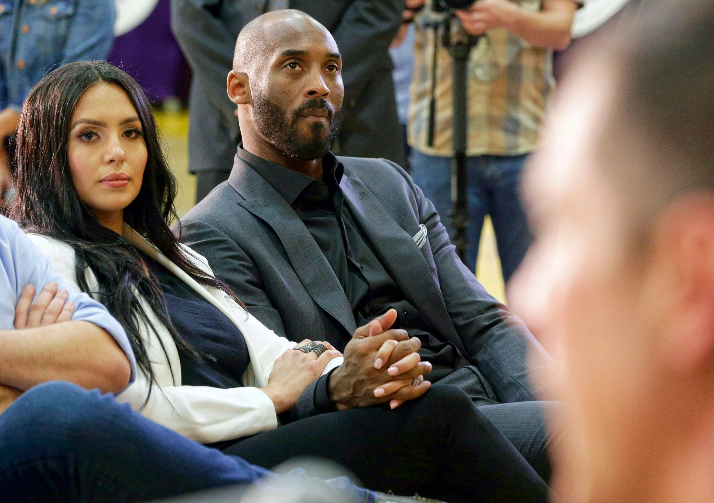 Kobe Bryant Cut From Film Festival After Protests Over