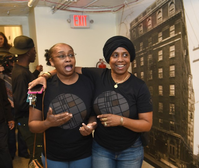 Developers Residents Celebrate The M Rehab Of The Hamilton Midtown Candice Williams The Detroit