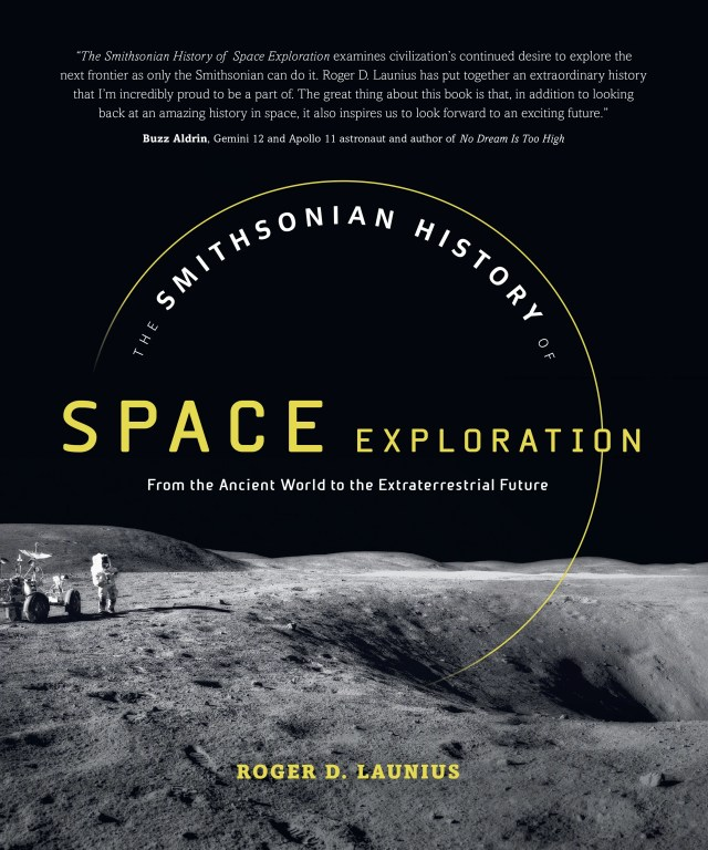 e6b0aa34-cf3c-4cd1-a63c-f371a3b6a25d-9781588346377 Now available: History of space exploration by former NASA chief historian