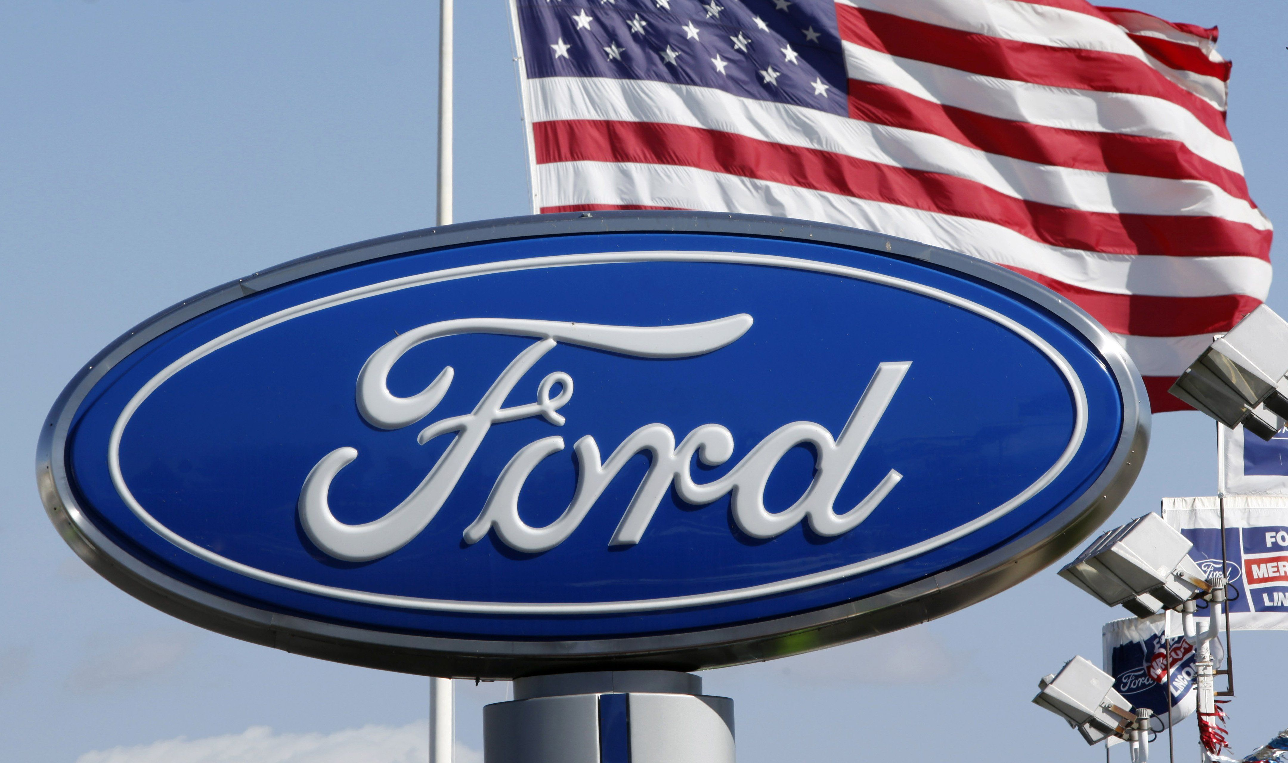 ford motor co faces