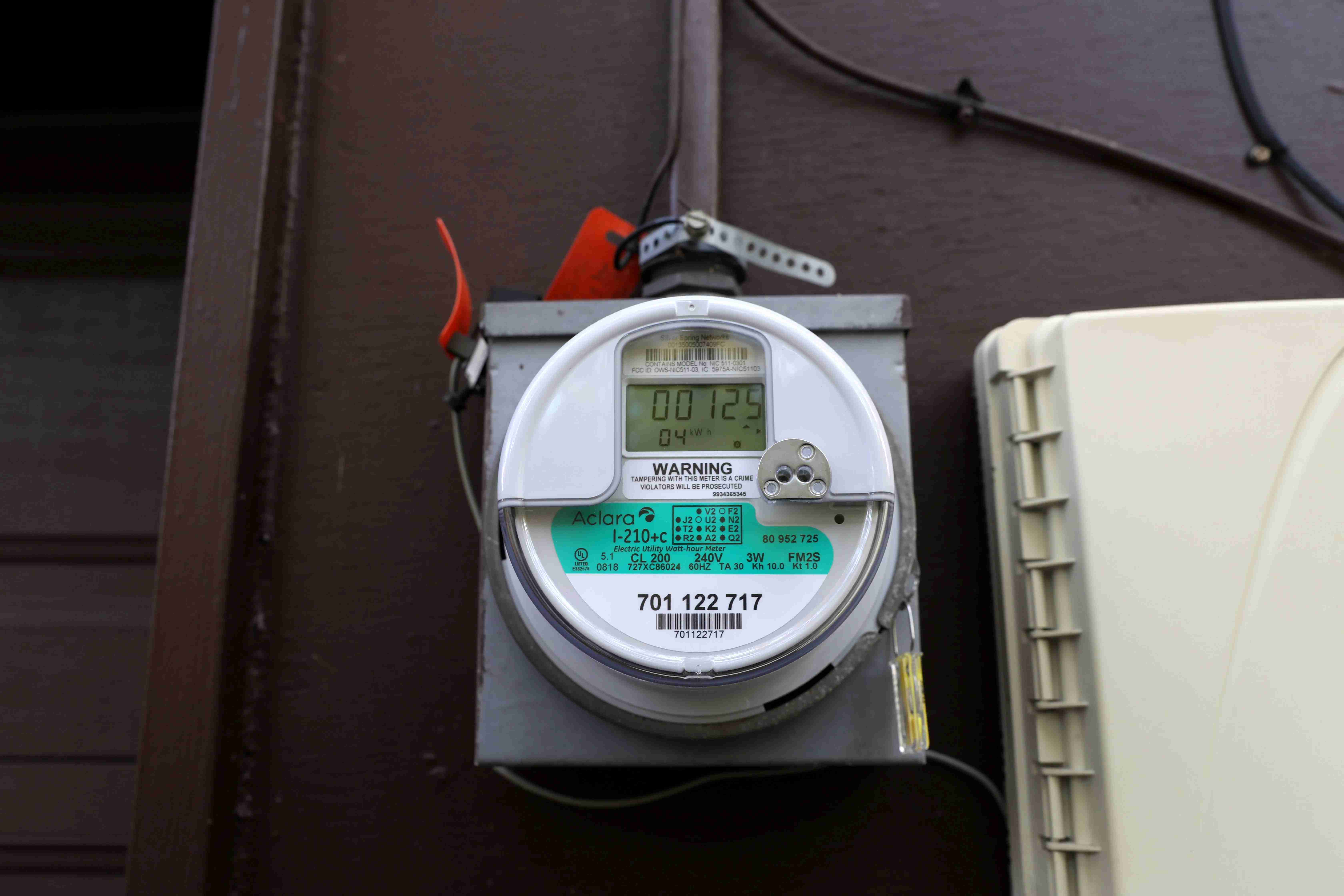 utility smart meter installations worry rockland and westchester homeowners on privacy [ 6720 x 4480 Pixel ]