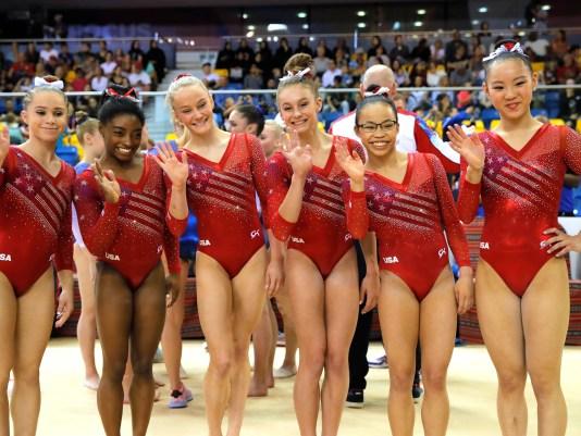 US Gymnastics 2018-11-5
