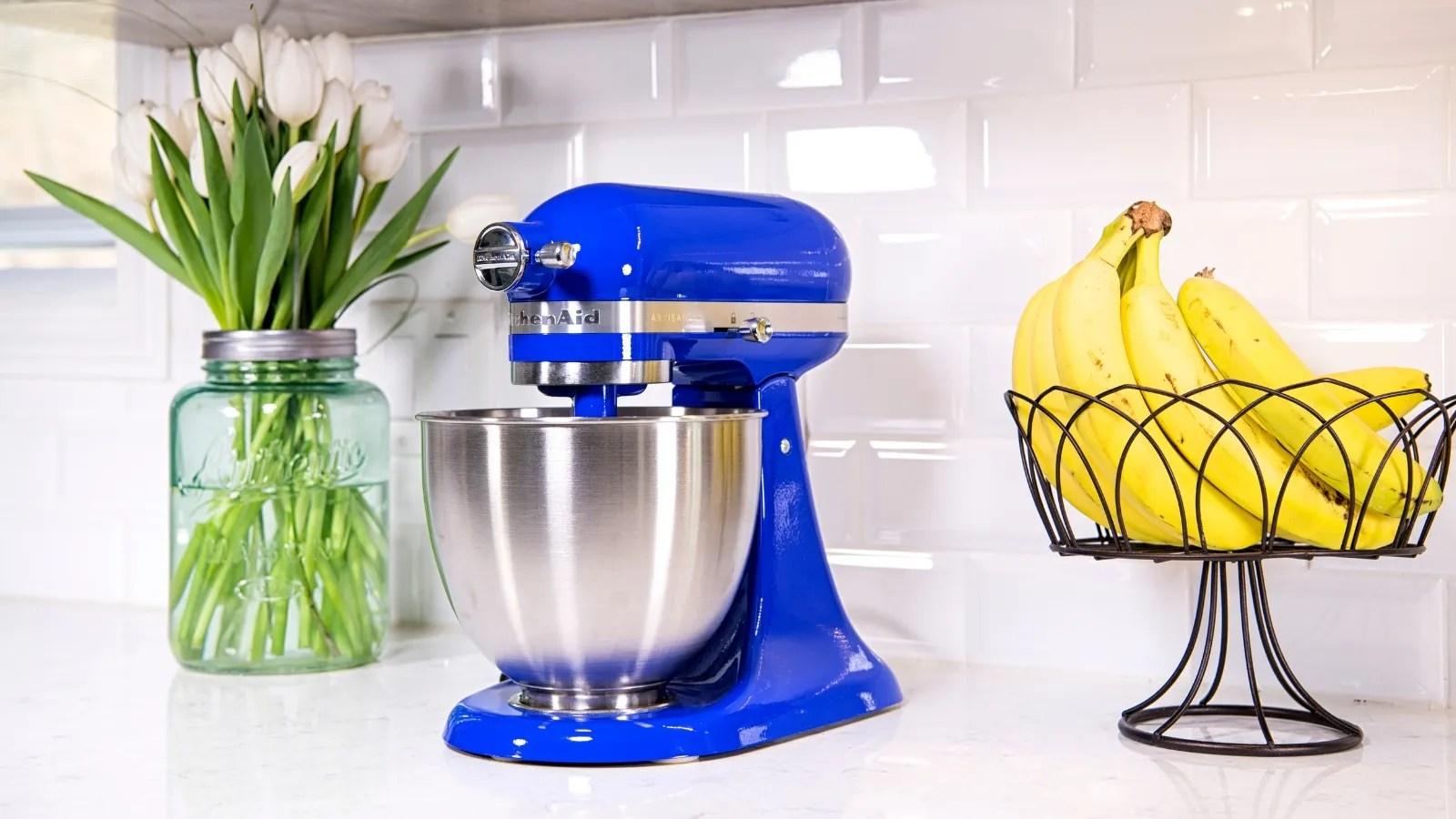 kitchen aid decor styles 今年 每个人都在痴迷20件奢侈品 international news 对于喜欢烤的人 厨房援助