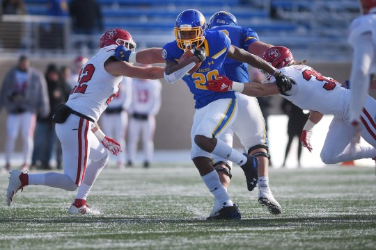 SDSU and USD are still in limbo, awaiting word on a 2020 college football season.