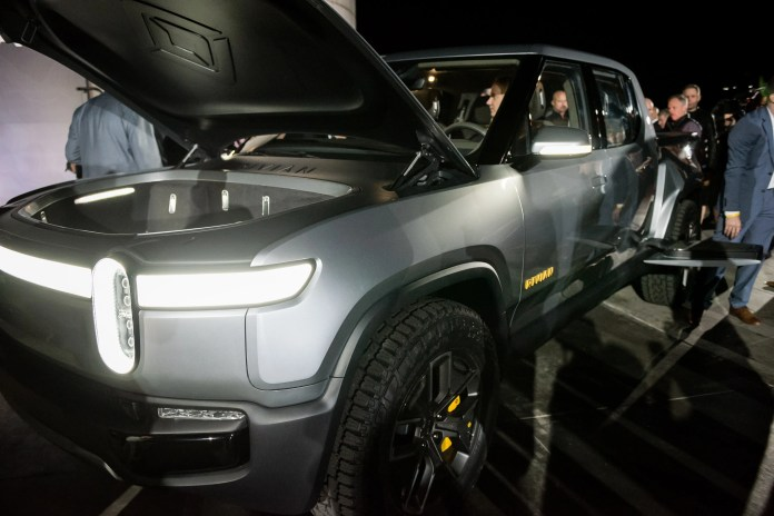 Amazon To Lead 700m Investment In Electric Vehicle Startup Rivian