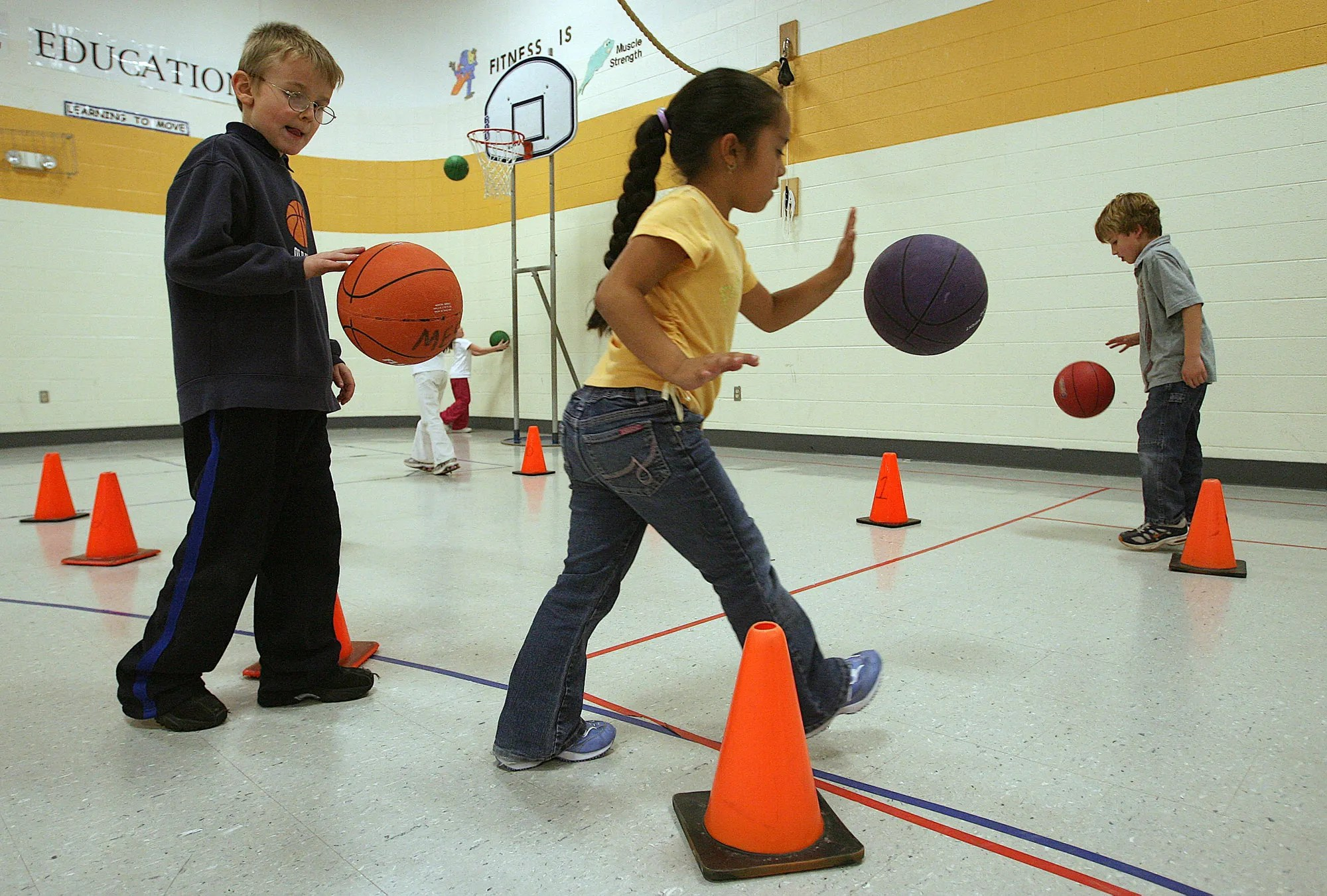 Kids Physical Education Core