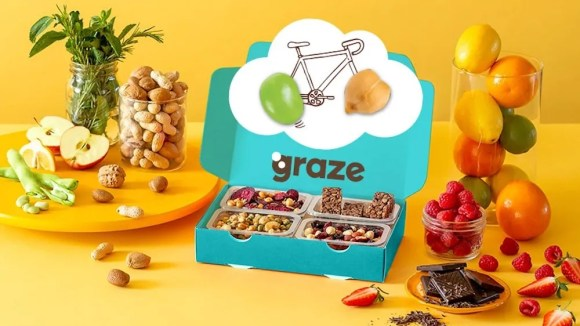 """Get ready to """"graze"""" on these delicious snacks."""
