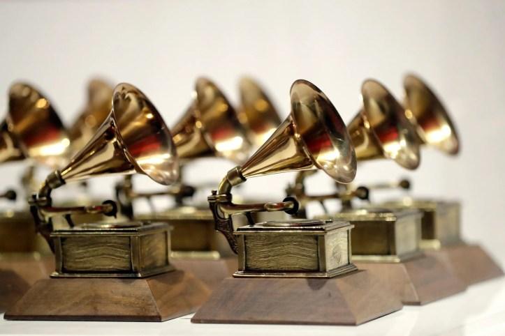 Ap Music Grammys A File Ent Usa Nj