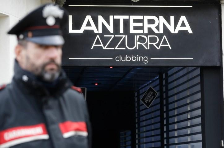 Ap Italy Nightclub Stampede I Ita