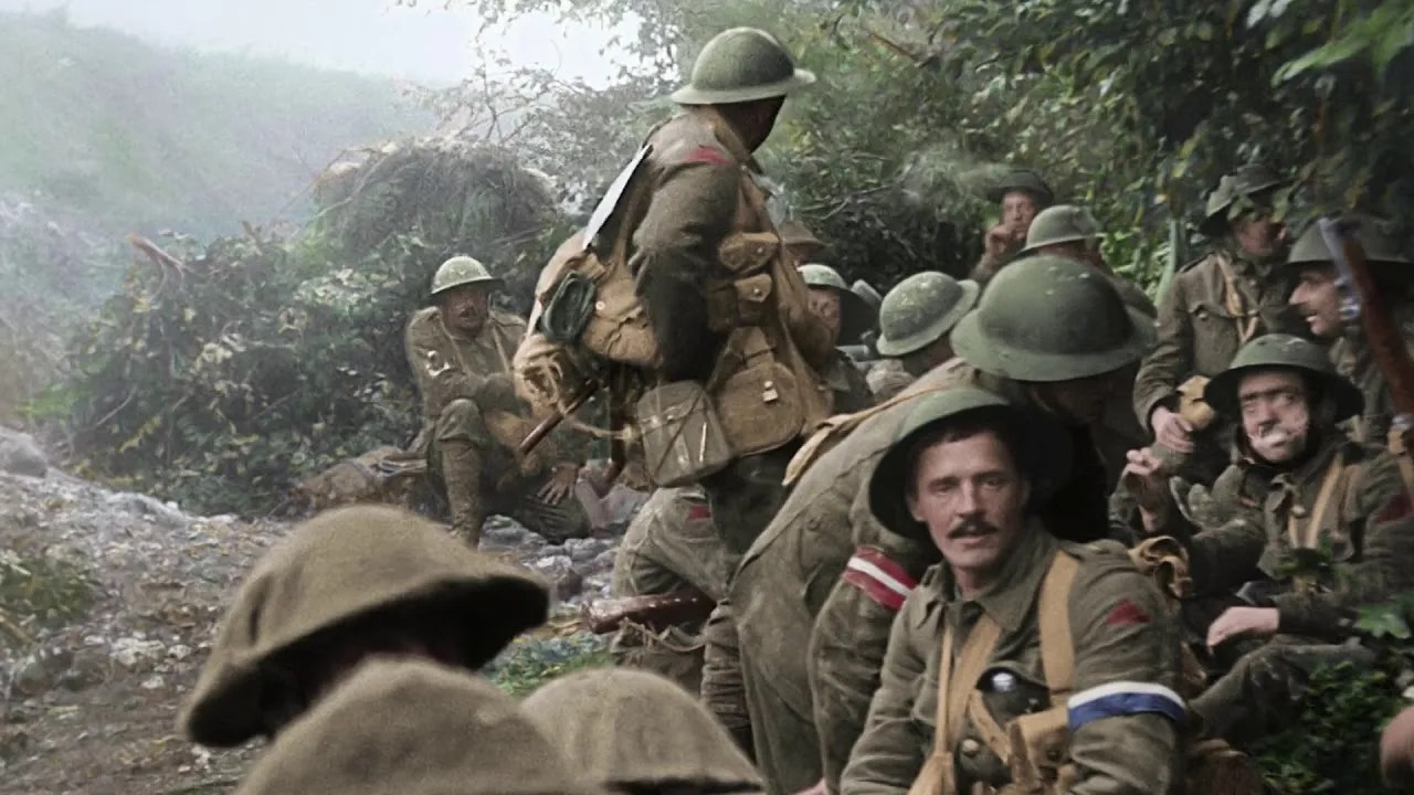 Peter Jackson's 'They Shall Not Grow Old' showtimes in Phoenix