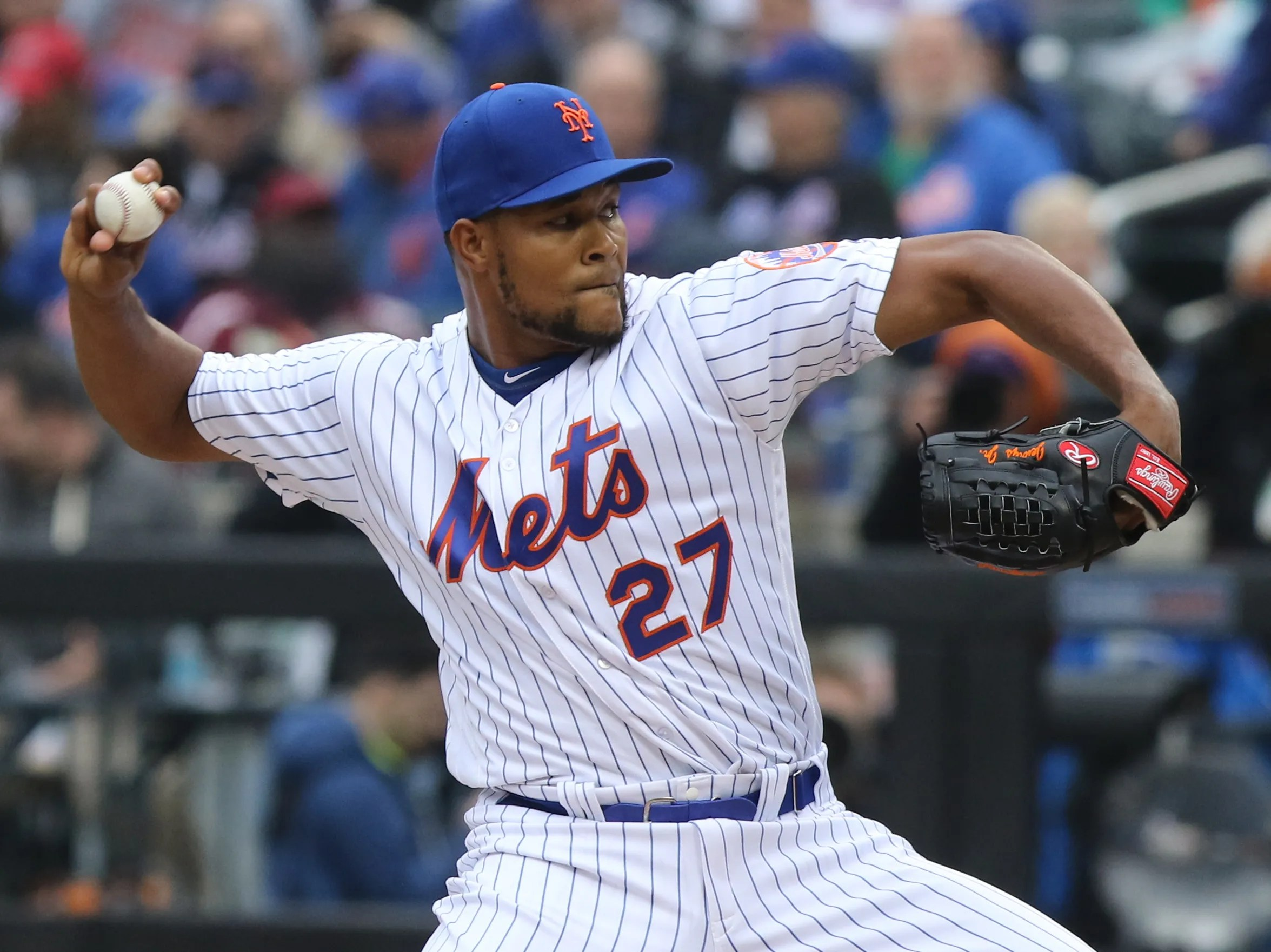 Ny Mets Jeurys Familia Agree Three- Year Deal Reports