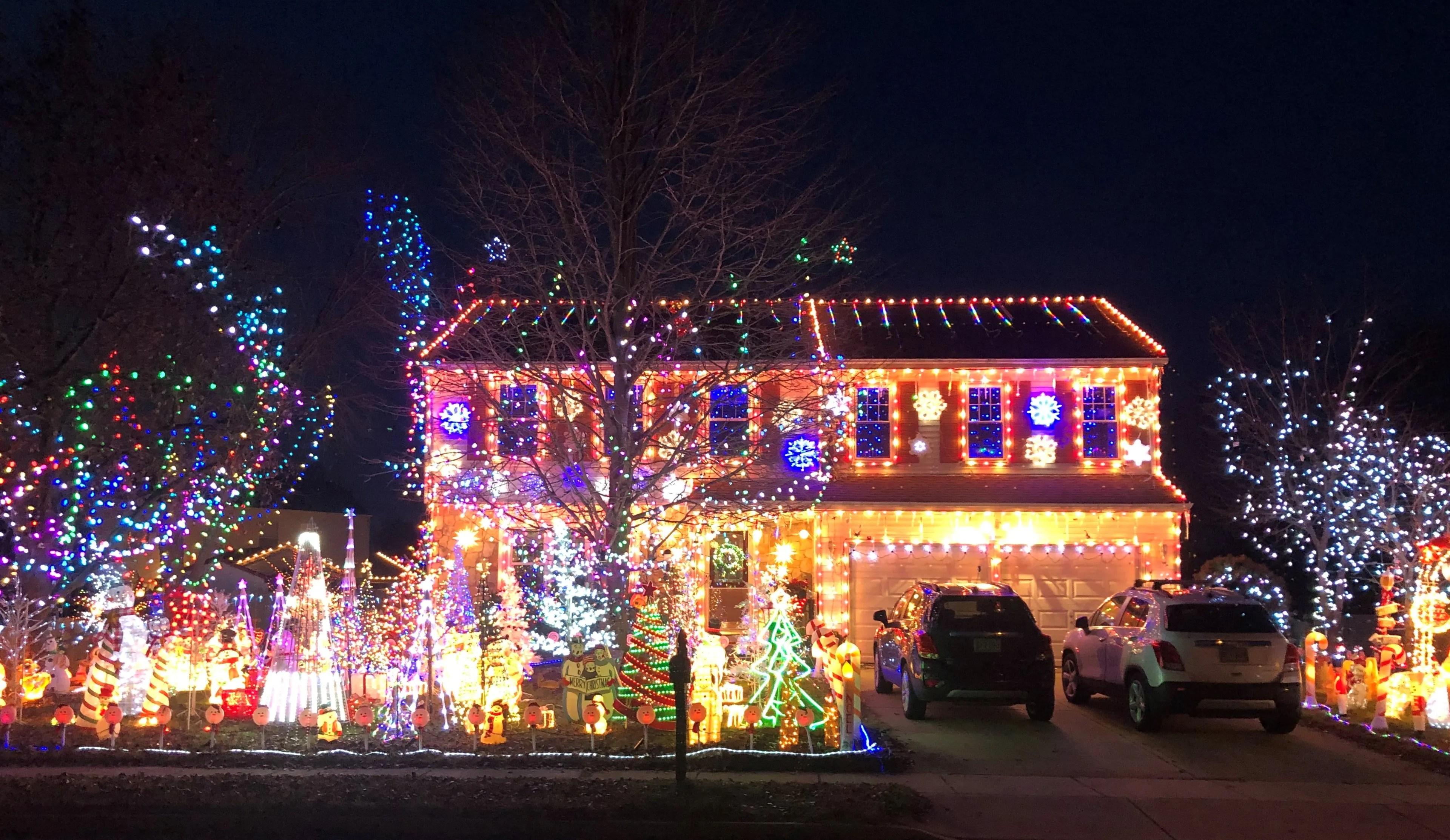 Christmas lights 2018 Find best NJ home displays using
