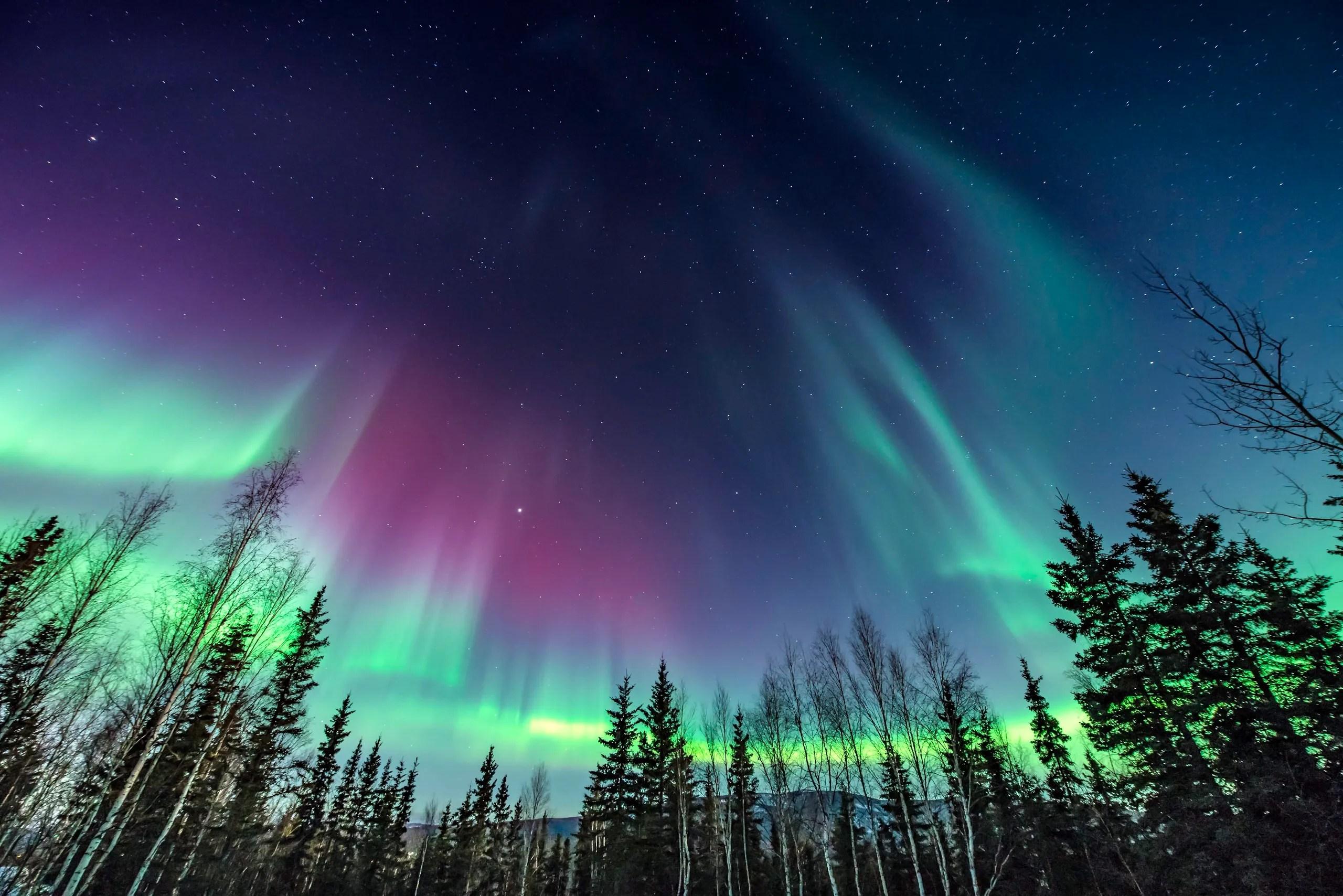 northern lights indiana where
