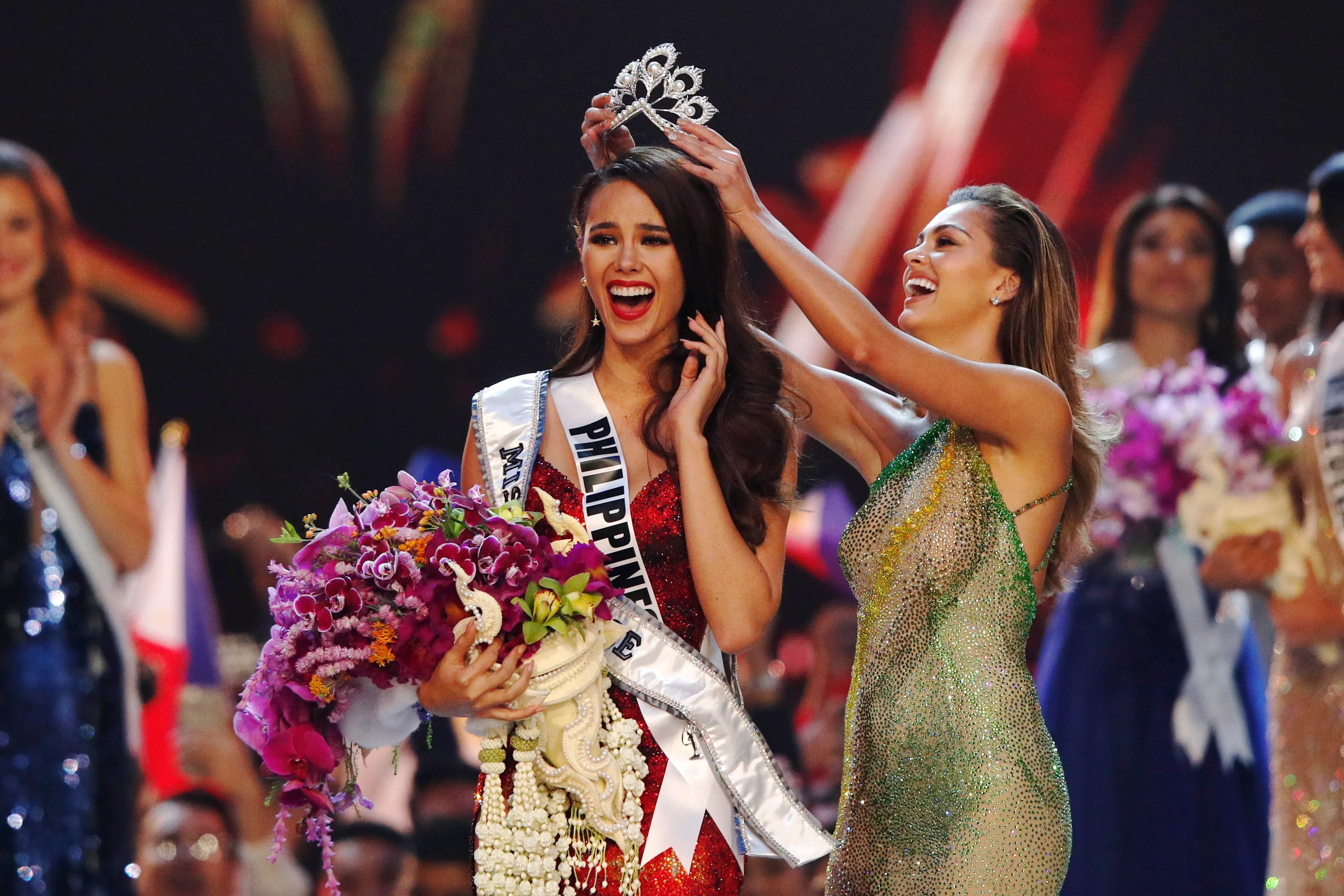 Miss Universe 2018 Philippines Catriona Gray Wins Steve