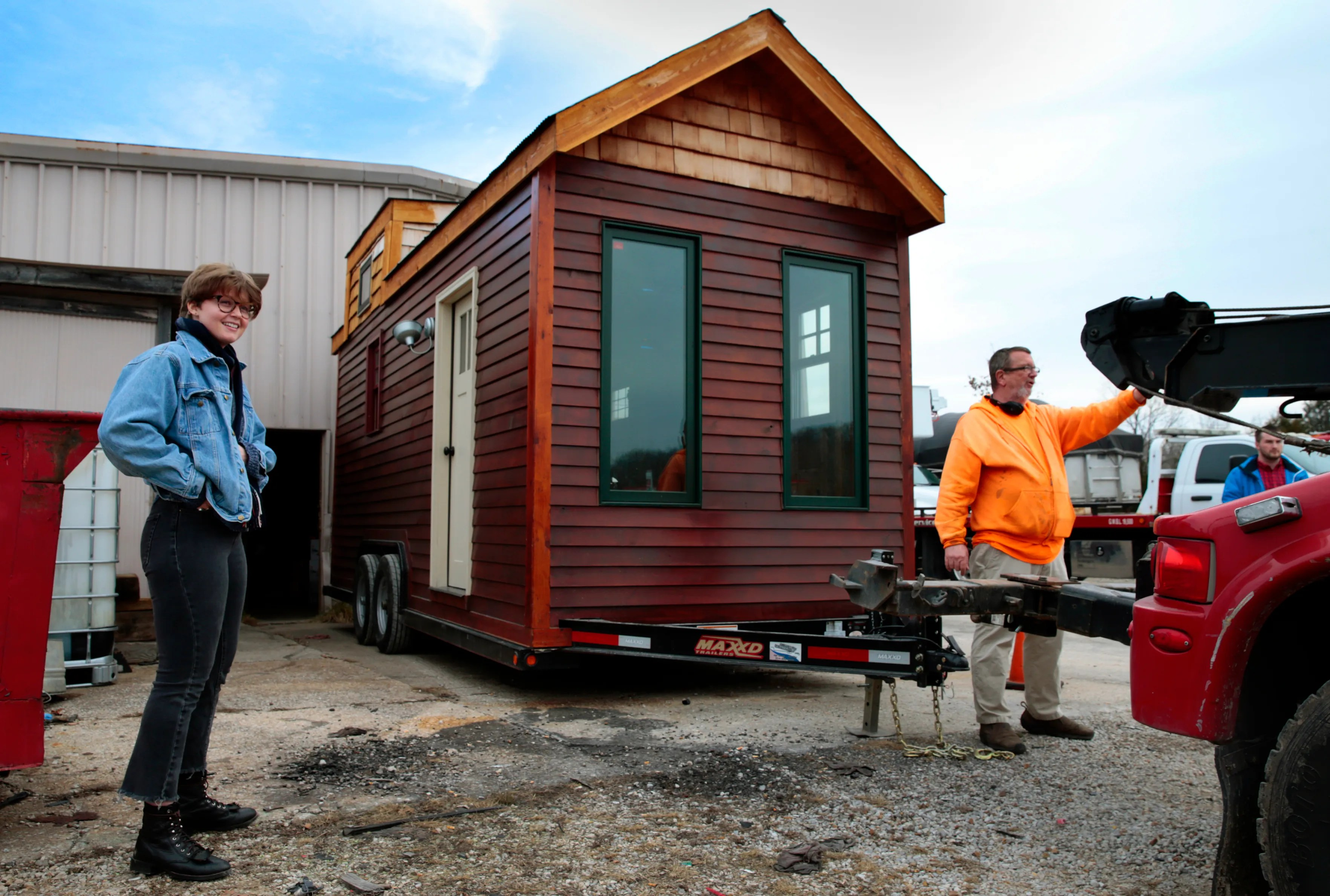 A Missouri Woman S Tiny House Was Stolen Authorities Just
