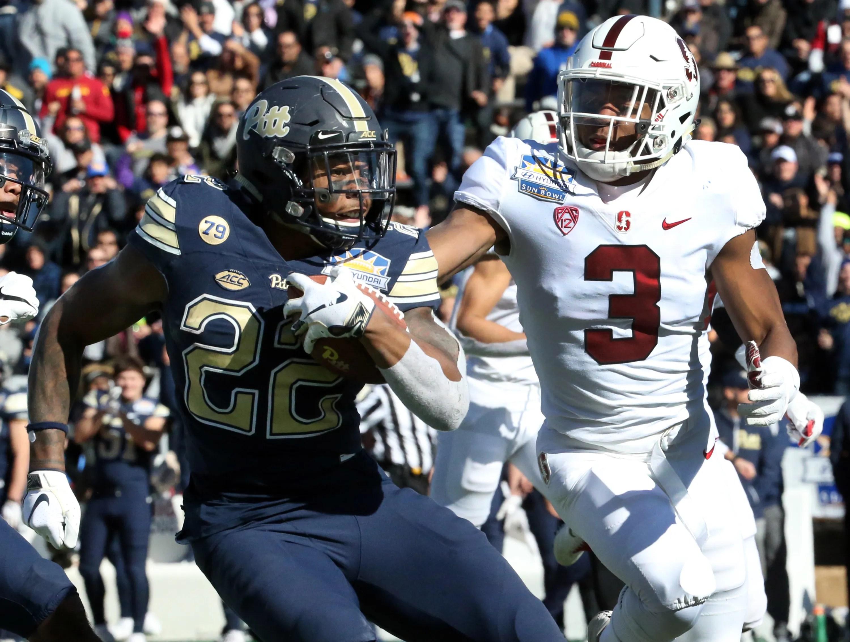 Hyundai Sun Bowl Pitt Panthers Football Vs Stanford Cardinal