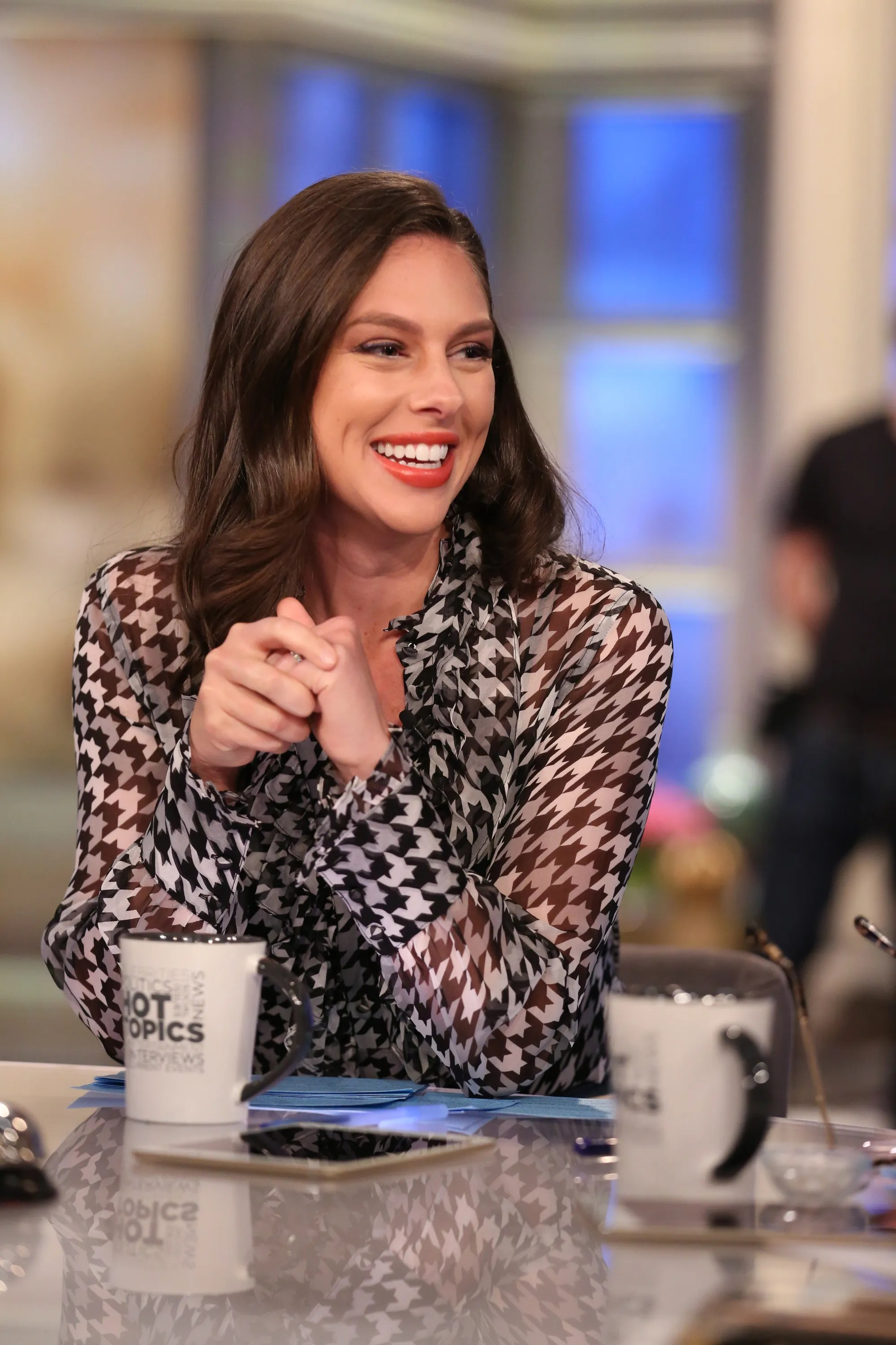 View Host Abby Huntsman Shocked To Be Pregnant With Twins