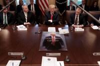 Interior: Trump taps ex