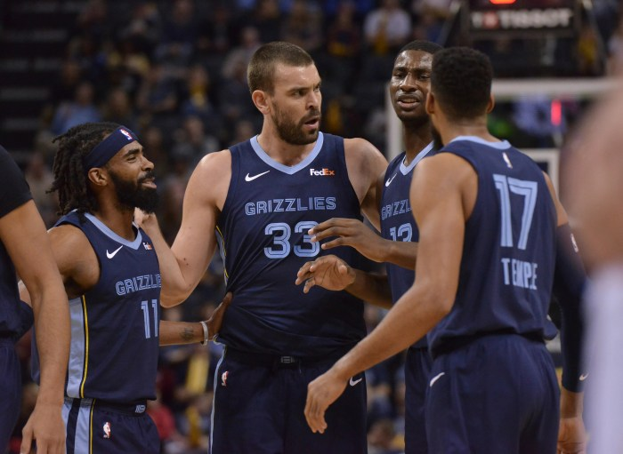 The Grizzlies have lost 10 of their last 13 games.