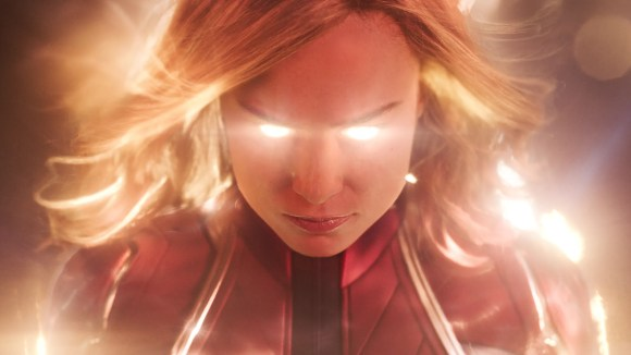 """Captain Marvel (Brie Larson) exploded into the Marvel universe in her own solo movie a month before her role in """"Avengers: Endgame."""""""