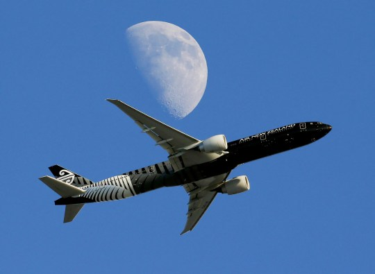 """The flight,NZ5715 from Christchurch to Invercargill in New Zealand, faced """"strong turbulence during the descent,"""" according to a statement from Air New Zealand to USA TODAY."""