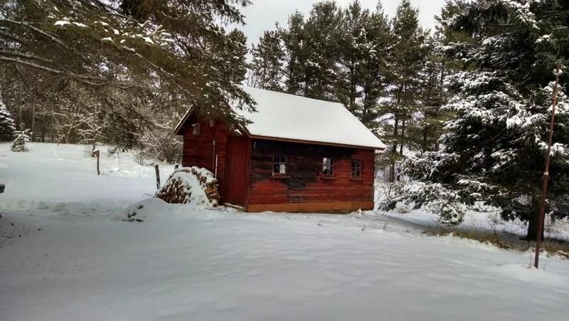 Farm Pump House