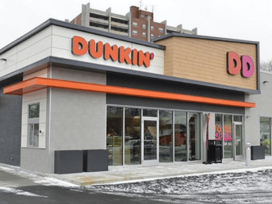 Dunkin Donuts Greenfield Proposed