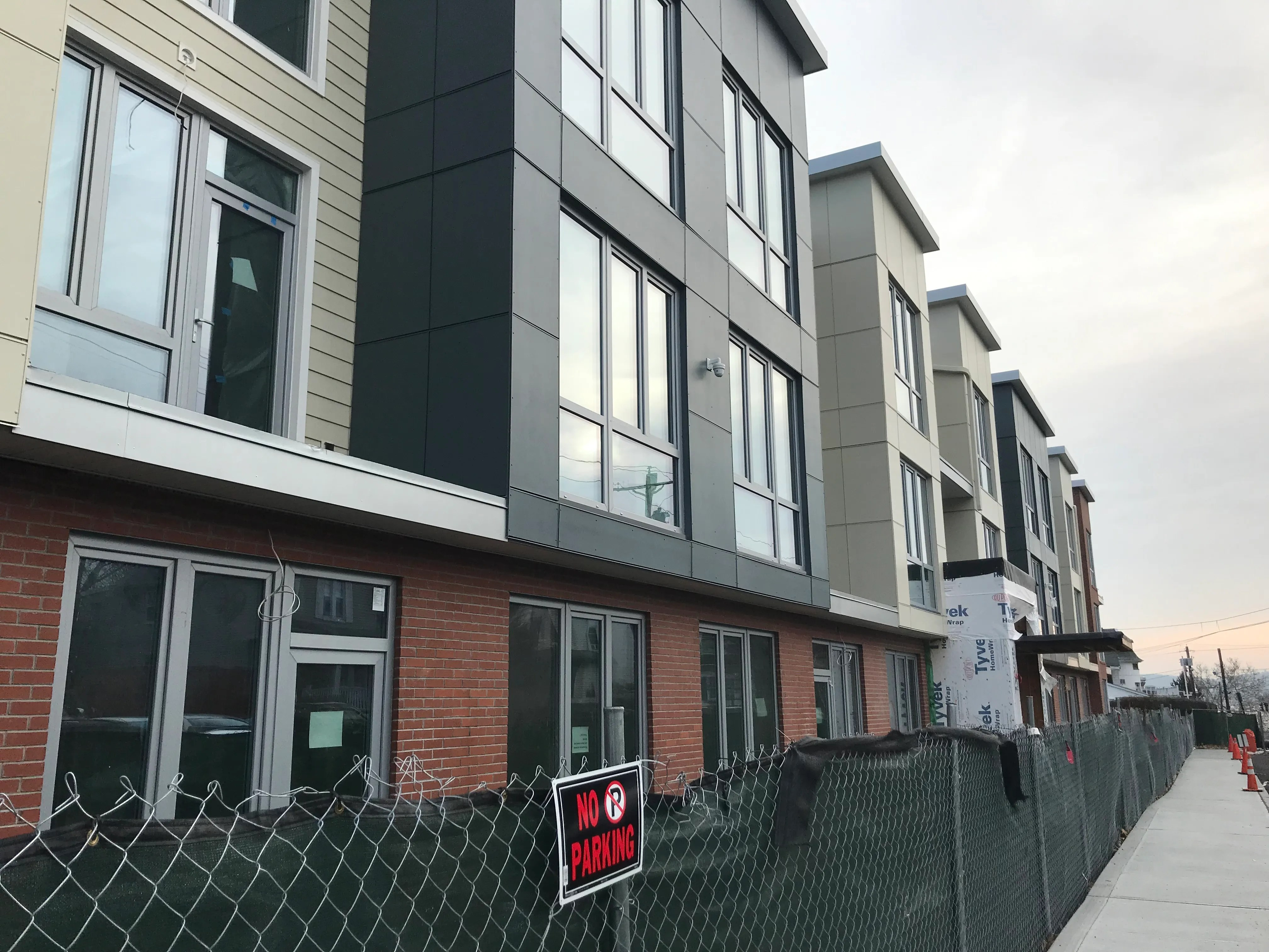 Nyack S Building Boom Cools Slightly