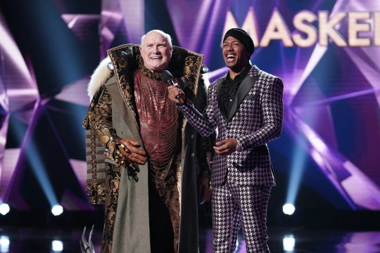 NFL star Terry Bradshaw was revealed to be one of the performers on Fox's 'The Masked Singer.'