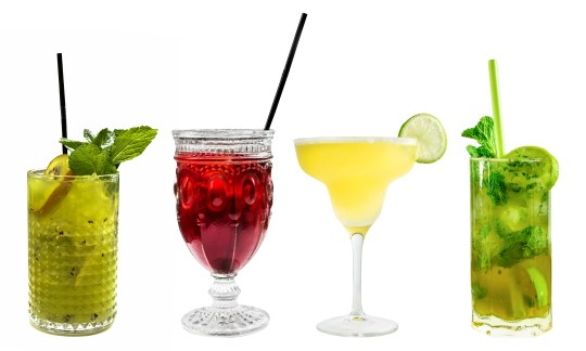 Mocktails are a hot trend right now, as Americans focus more on maintaining a healthy lifestyle.