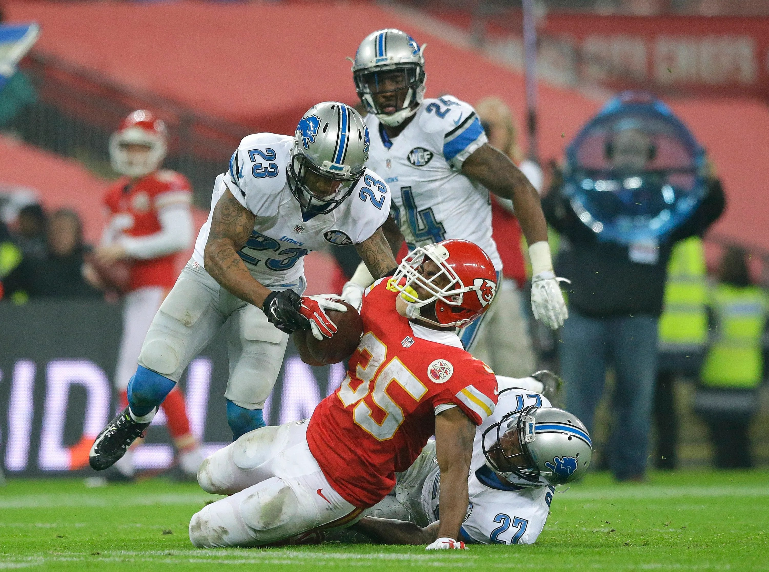Detroit Lions Won T Play International Game In 2019