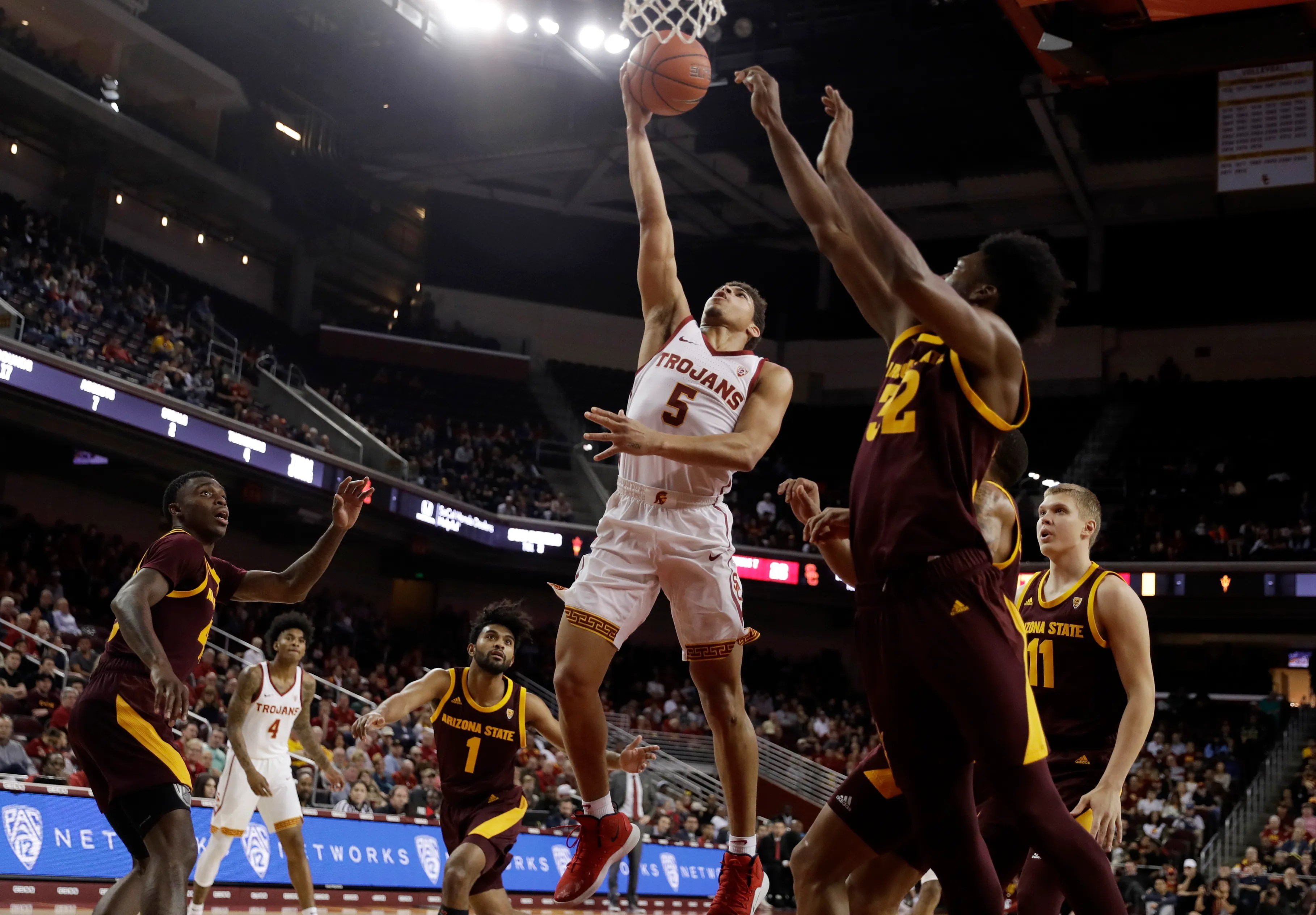 Asu Basketball Takes Lead Blows Lead Ties Game Outlasts