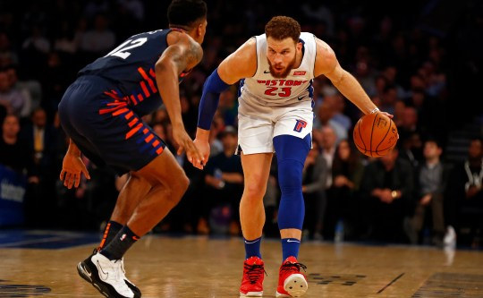 Blake Griffin has a career season, and is under contract by 2022.