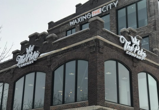 The Poké Company is now open in downtown Des Moines.