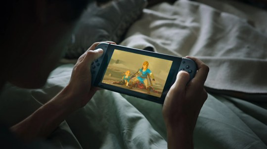 You can turn down the brightness and turn off the Wi-Fi on your Nintendo Switch to help preserve battery life.