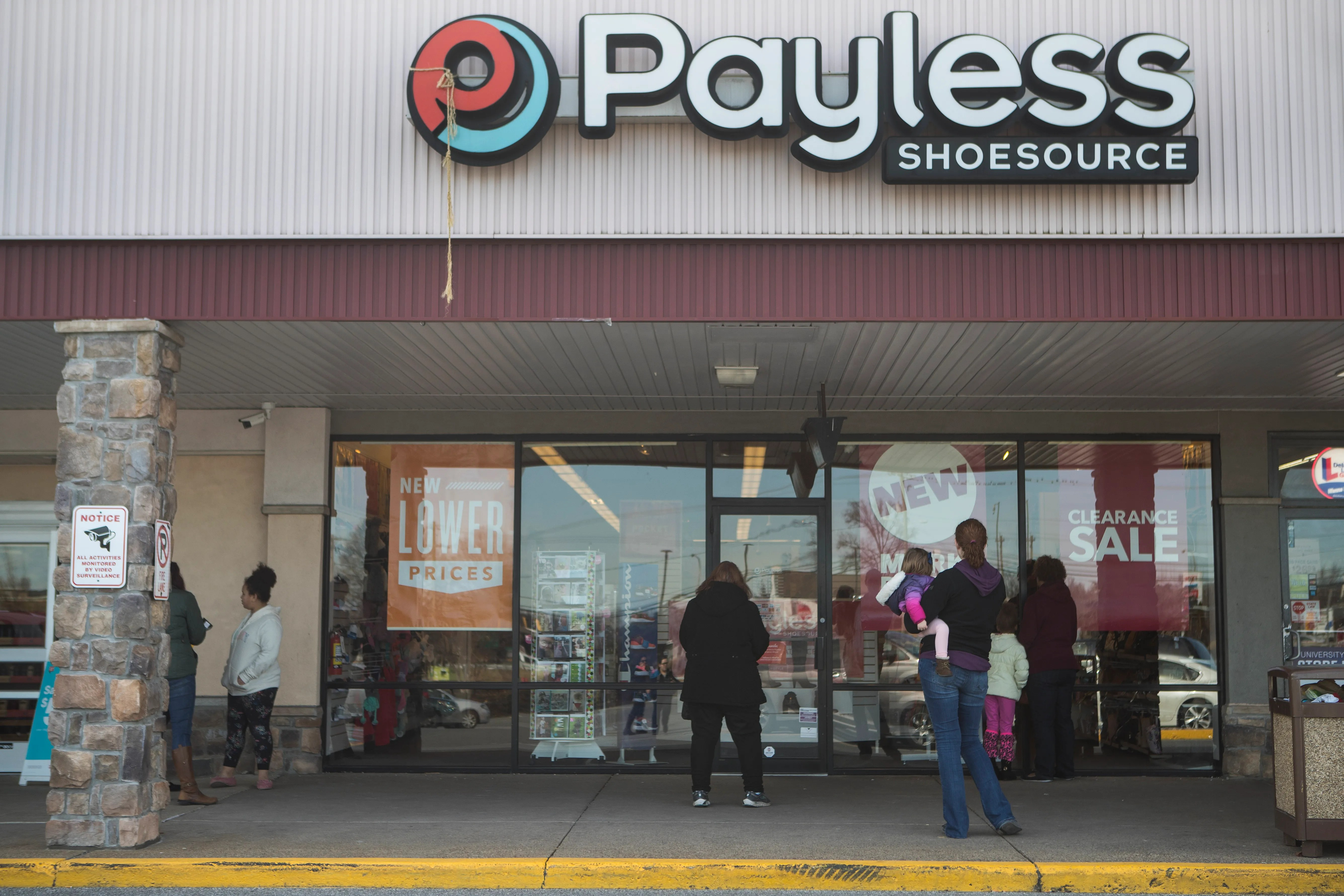 payless sears kmart oh