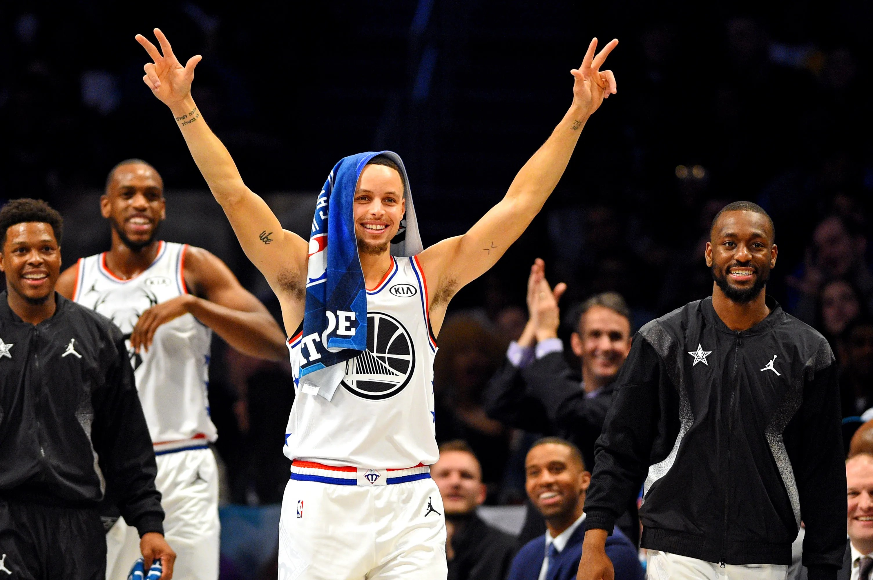 2019 Nba All Star Game Best Moments From Team Lebron Vs