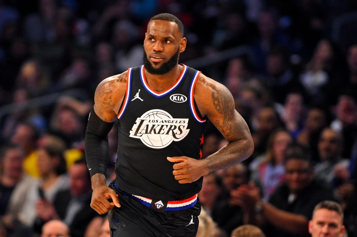 LeBron James captained his team to an All-Star Game win for the second straight year.