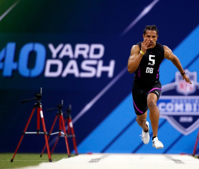 Nfl Combine Workout Times How To Watch On Tv Streaming Info
