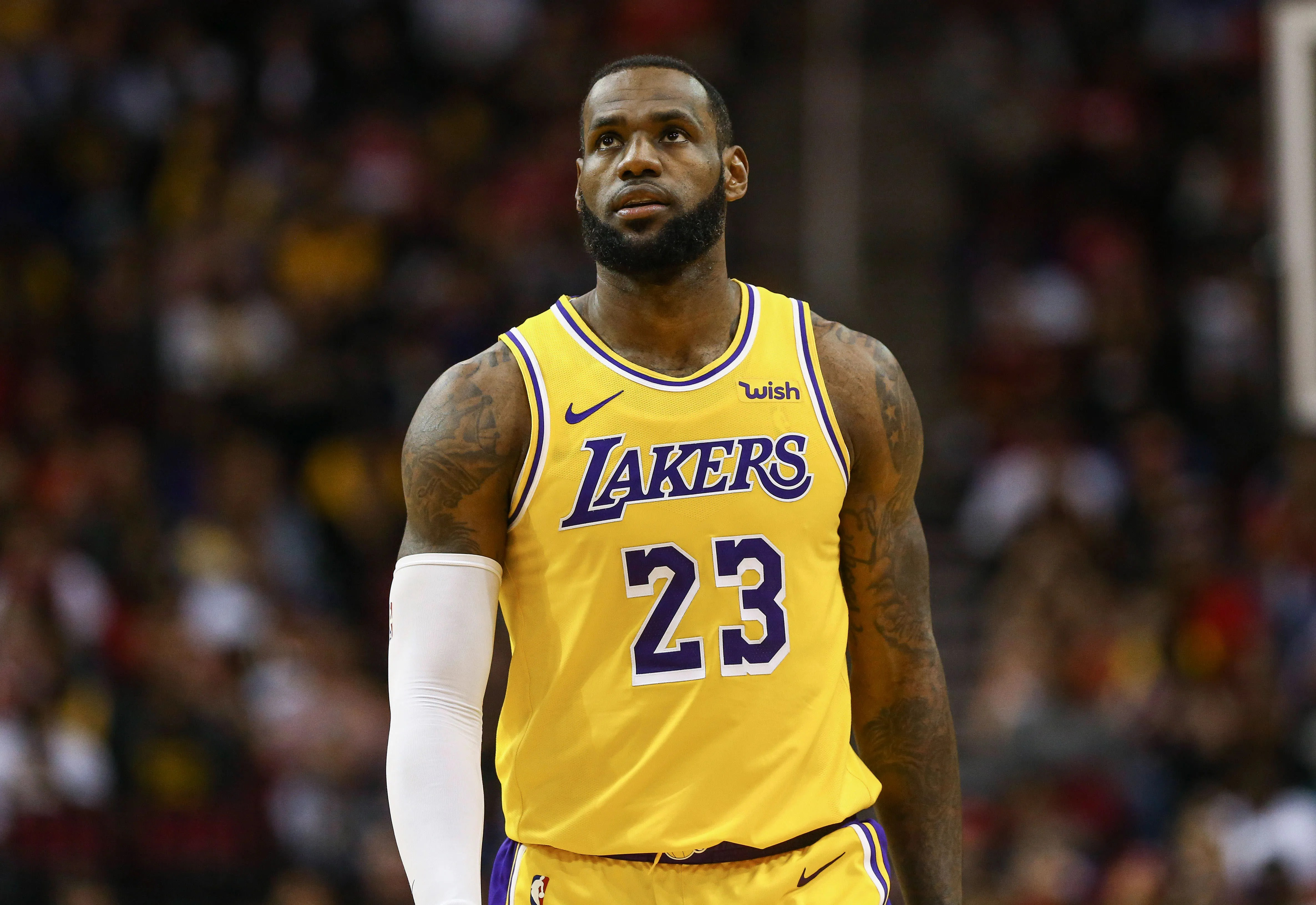 Nba Roundtable Will Lebron James Los Angeles Lakers Make
