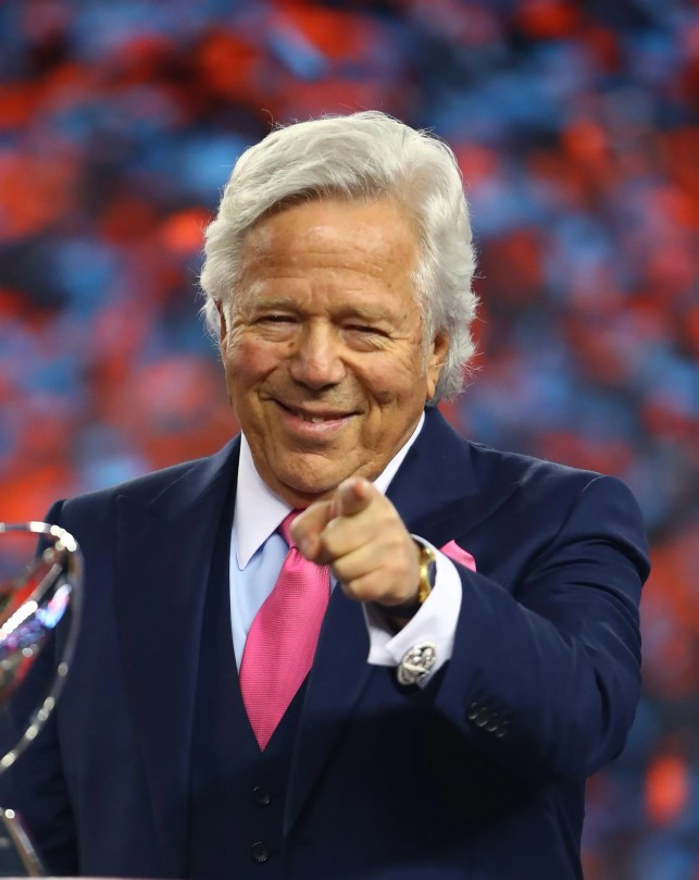 Patriots owner Robert Kraft sues prosecutors for records in sex spa case