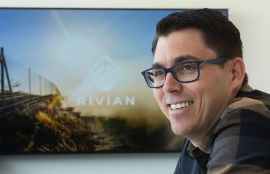 R.J. Scaringe, Rivian founder and CEO, will speak about his electric vehicle startup in Plymouth on Thursday, February 21, 2019.