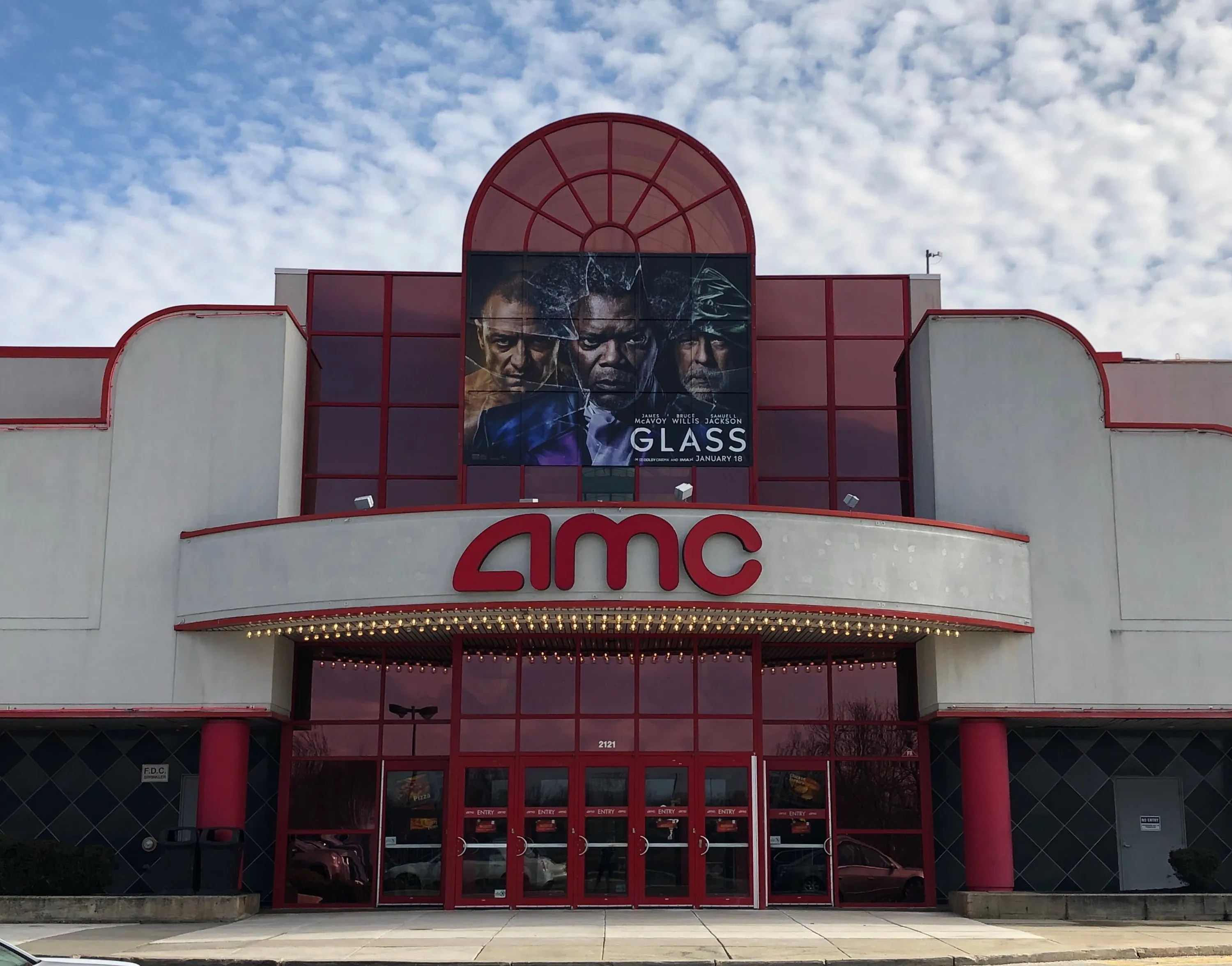 AMC Loews movie theater in Cherry Hill NJ is reopened after repair