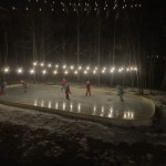 Wisconsin S Backyard Ice Rinks Make The Cold Weather Worth It