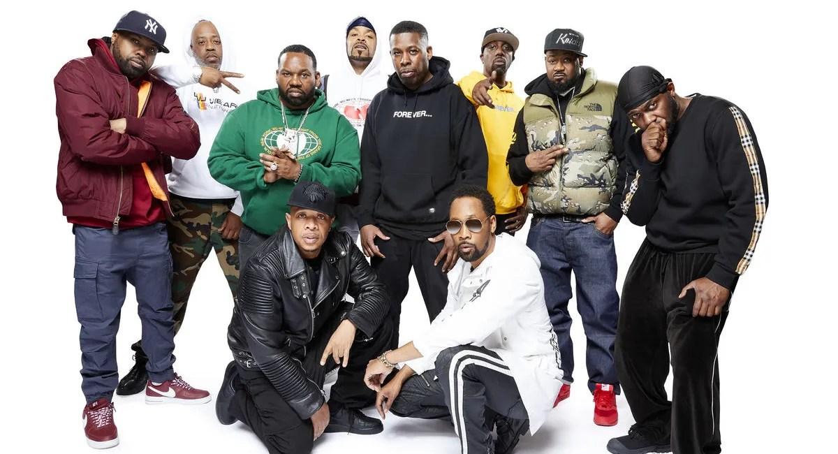 Wu Tang Clan Tour Coming To Nashville S Ryman Auditorium