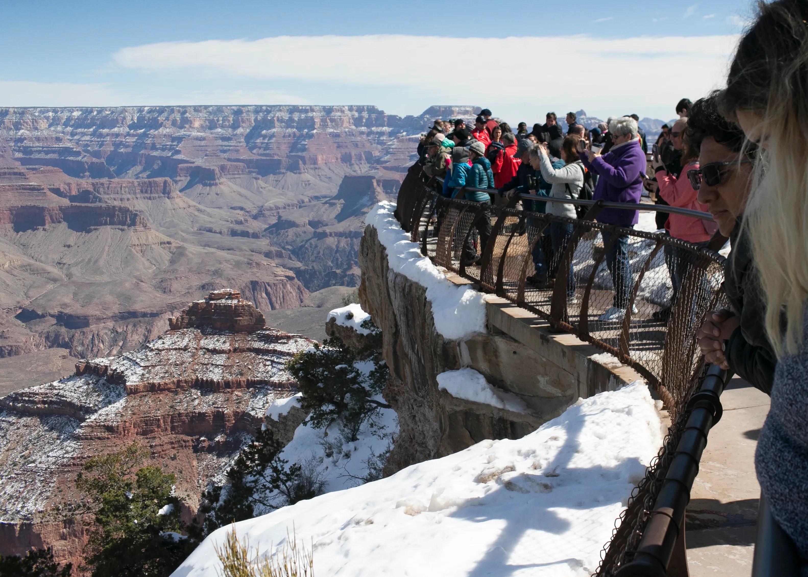 grand canyon deaths recent