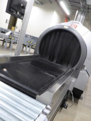A TSA screening belt