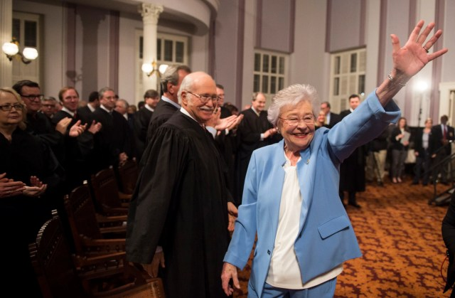 b8e61a4f-693c-4bc4-a266-be6611f67cf2-jc_stateofstate_19 Alabama Gov. Kay Ivey just signed the most restrictive abortion law in the US. Where does she stand on adoption, birth control?