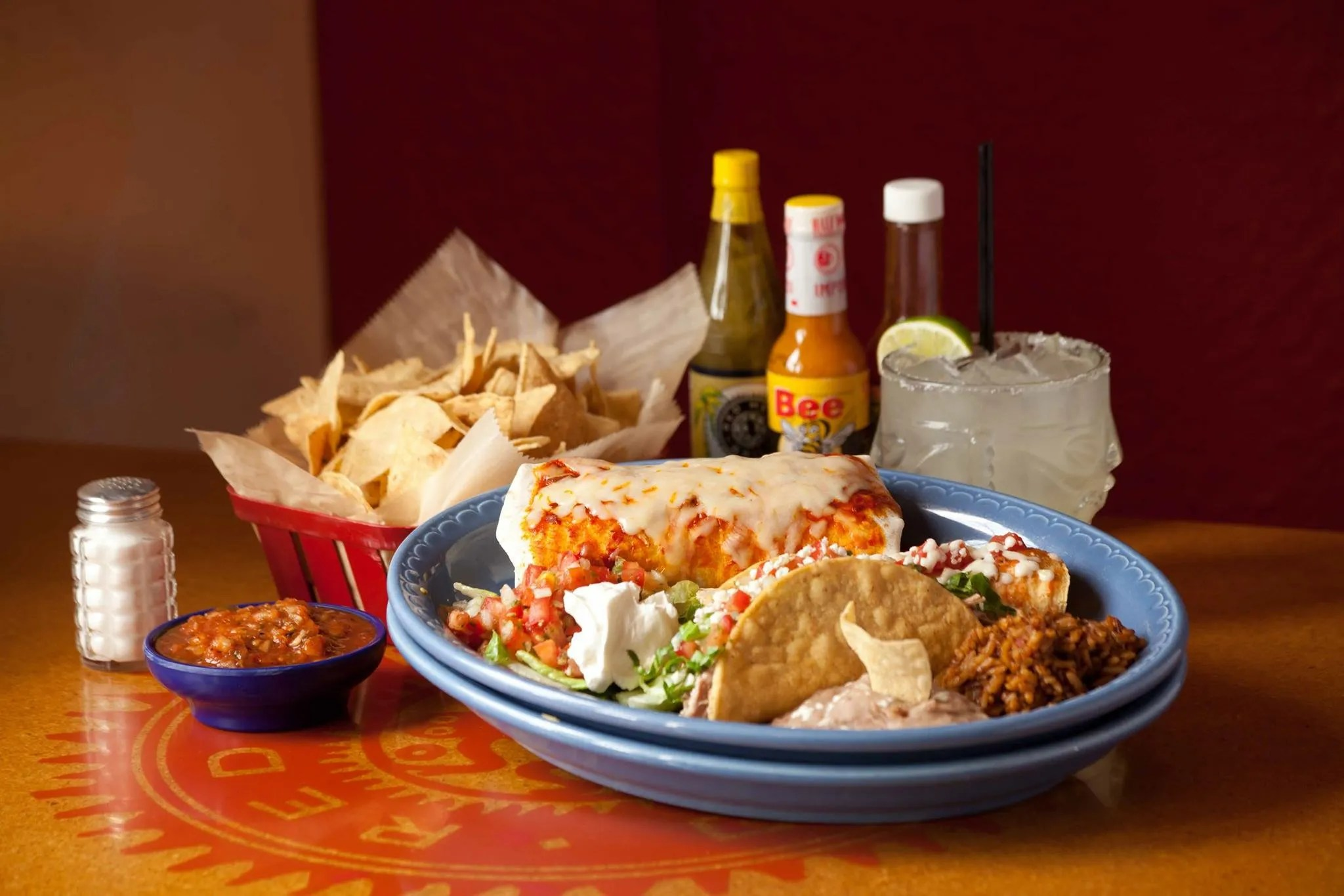 Michigans 24 toprated Mexican restaurants
